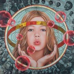 N08 - Mark Penner-Howell - Acrylic & Illustration