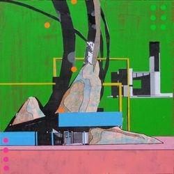 05 - Fred Pichon -  Acrylic Painging & Mixed Media