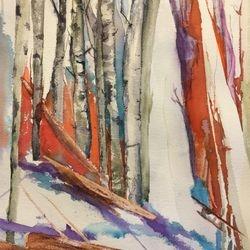 10 - Barbara Sweeney - Watercolor Painting