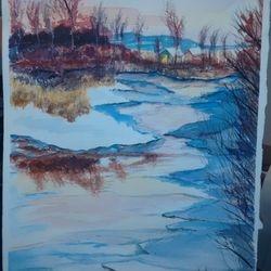 S01 - Barbara Sweeney -  Watercolor Painting