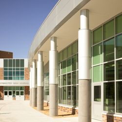 Westminster High School - Photo Credit: H+L Architecture