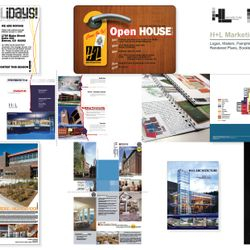 Work produced for H+L Architecture