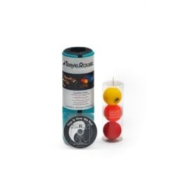 Travel Roller with different strength balls.  Comes with video $75.00