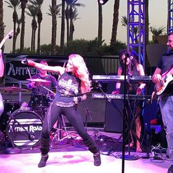 Anthem Road  Cover band Tribute Band playing the best pop/rock/classic rock, dance Anthems from the 1970's to today! Party Band, Dance Band, Cover Band