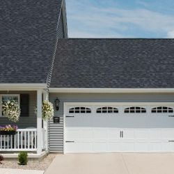 basic Garage Door with Windows