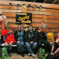 49th Annual Coombs Candy Walk, 2017