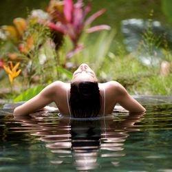 bain méditation zen