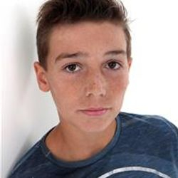 JACK MAW, young actor