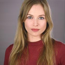 YANA LYAPUNOVA, actress
