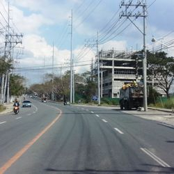 Batangas City Diversion road going to Bus Terminal. lot for sale is on the right side.
