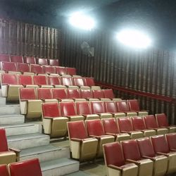 Fully airconditioned auditorium seminar space for rent. ideal for trainings, lectures, review centers.