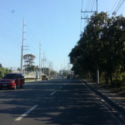 view of Batangas City Diversion Road