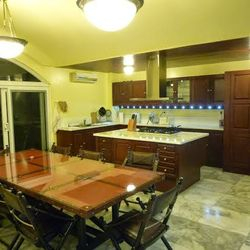 View of Dining Area in Nasugbu, Batangas Beach house