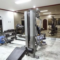 Gym Area of Nasugbu Batangas Rest House