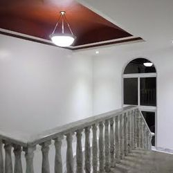 View of stairways in Nasugbu, Batangas Beach house
