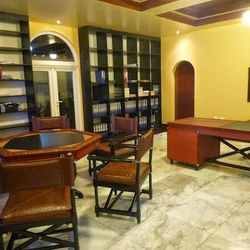 Dining Area & Den in Nasugbu, Batangas Rest house