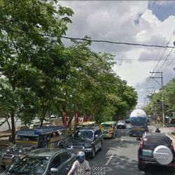 current frontage of the 11 hectare property for sale in Batangas City.