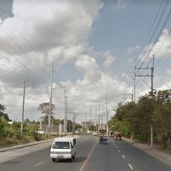 View of Diversion road near Honda Cars Batangas City