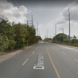 View of Diversion Road, Batangas City near Honda Cars