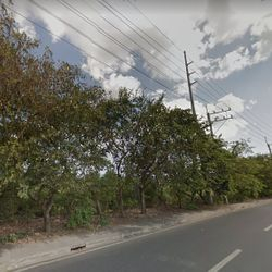 Frontage of lot for sale along Diversion Road, Batangas City
