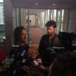 Judges Keith Urban and Harry Connick Jr. Give A Sneap Peak of What's in Store for the 2014 American Idol Season.