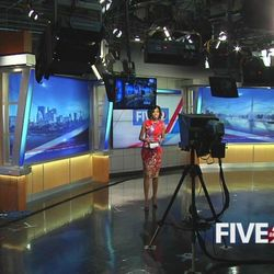 Beairshelle guides viewers through breaking news, the latest headlines and trending topics at 5 p.m. with an hour-long newscast that caters to the Miami Valley.