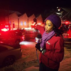 A major 5-alarm fire breaks out as the region hits sub zero temperatures. Beairshelle gives live updates as firefighters battle the blaze and the cold.