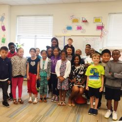 Career Day is success with the Beaverdam third graders!