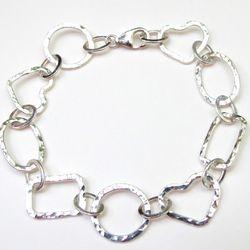 Fine Silver Chain Bracelet