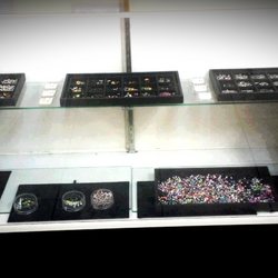 Our showcase of jewelry