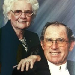 Pastors Barney and Billie Arnett