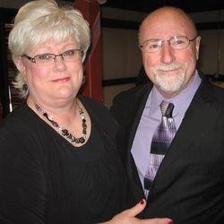 Present pastors, David and Reba Arnett