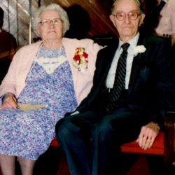 Founding Pastors, Joe and Gladys Dana