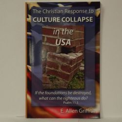 A booklet on the culture collapse in the USA