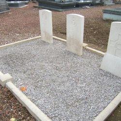 Gravne of Ian Scovil Soden, DSO WWII