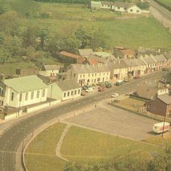 Aerial view of Grange, Co. Sligo