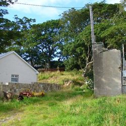 Remnants of the Grange Castle, Co. Sligo