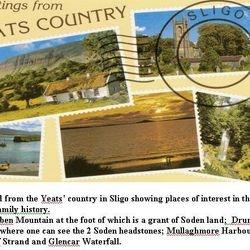 Some postcard views of Sligo