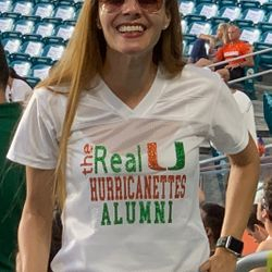Melly Mizrachi - Hurricanette Alumna Chair