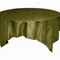 Willow Green Crinkle Taffeta