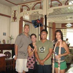 Angel Aquino and Chef Bruce