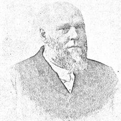 Rev. John H. Merritt 1873-1876