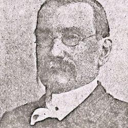 Rev. Nathanial A. Chamberlain 1882-1883