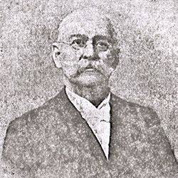 Rev. Linville J. Hall 1883-1886