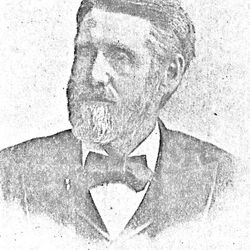 Rev. C. W. Brewer 1886-1887