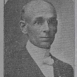 Rev. H. B. Cook 1900-1903