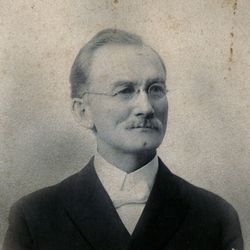 Rev. James F. Harris 1891-1892, 1894-1896, 1910-1913