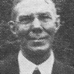 Rev. Charles Oscar Beckman 1921-1927