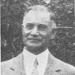 Rev. Rollin H. Ayers 1929-1931