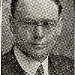 Rev. John L. Spargo 1931-1937